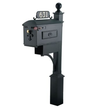 Image of the 631K Estate Mailbox