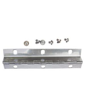 Image of Mailbox Door Hinge and screws