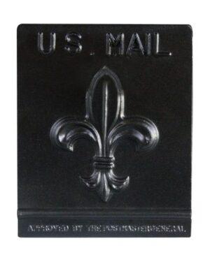 Image of Imperial Mailbox Door 1